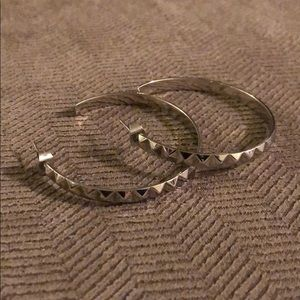 Jewelry - Stainless Steel Hoops
